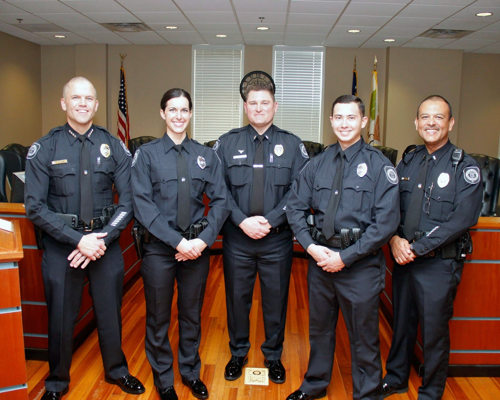 New Officers Join Canton Police Force | Canton, GA Patch