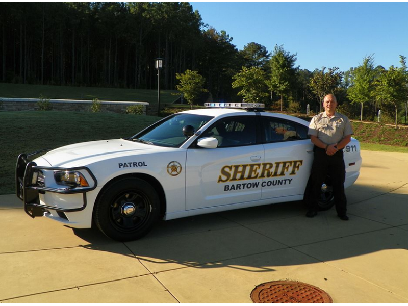 Bartow Sheriff To Add 'In God We Trust' Decals To Patrol Vehicles