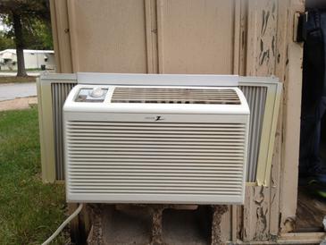 Zenith 5 000 Btu Window Unit Air Conditioner Arnold Mo