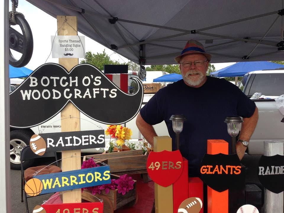 Cop Shop Flea Market 2016 | Castro Valley, CA Patch