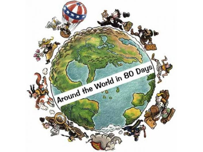 Around the World in 80 Days | Pasadena, CA Patch