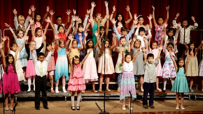 Cantabella Children S Chorus Performs Saturday In
