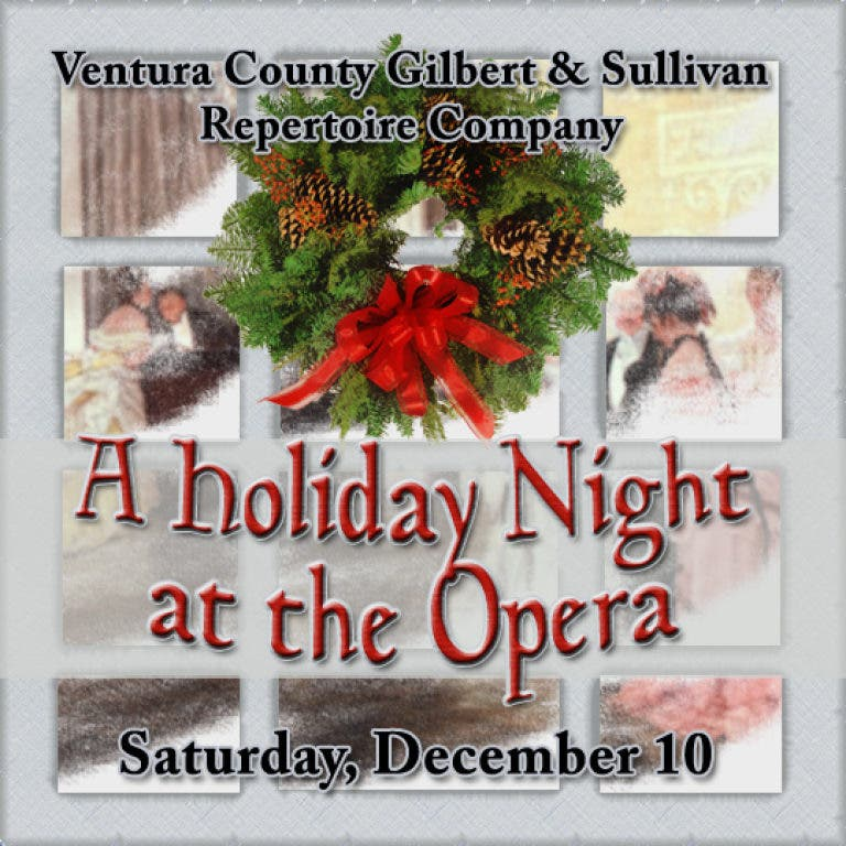 A Holiday Night At The Opera Agoura Hills Ca Patch