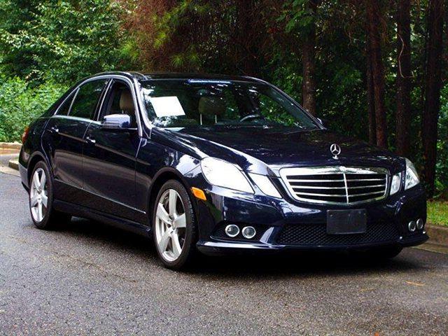 2010 Mercedes-Benz E-Class E350 4MATIC Sedan - $26495 ...