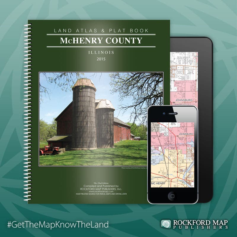 Home Decorators Lake Zurich Il: 2015 McHenry County Plat Book