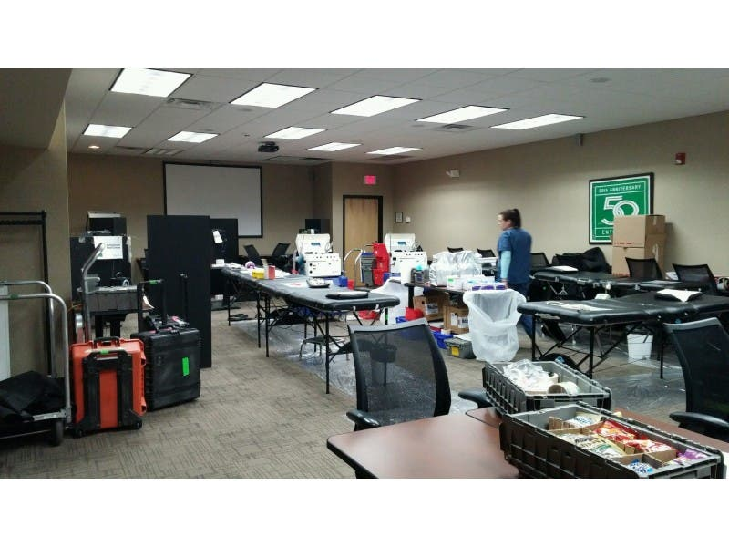 Enterprise Holdings Of New York Hosts Blood Drive To Support