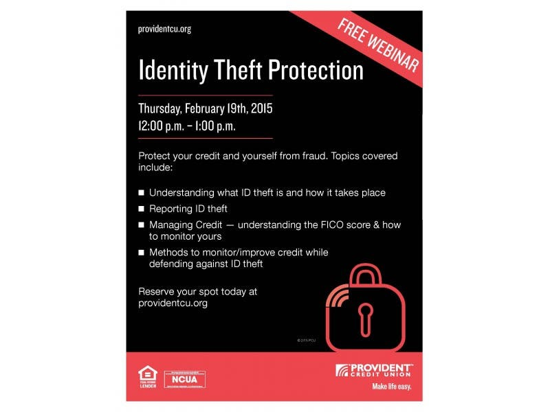 identity theft topics