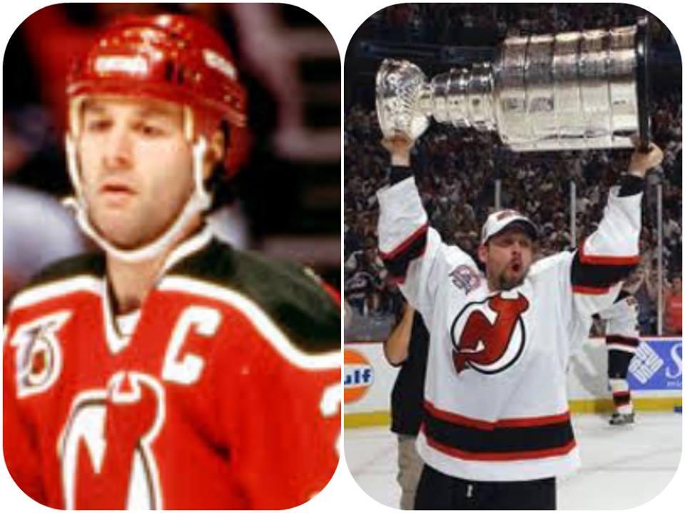 brand new 71183 8ebe7 Meet former NJ Devils Stars Grant Marshall and Bruce Driver ...