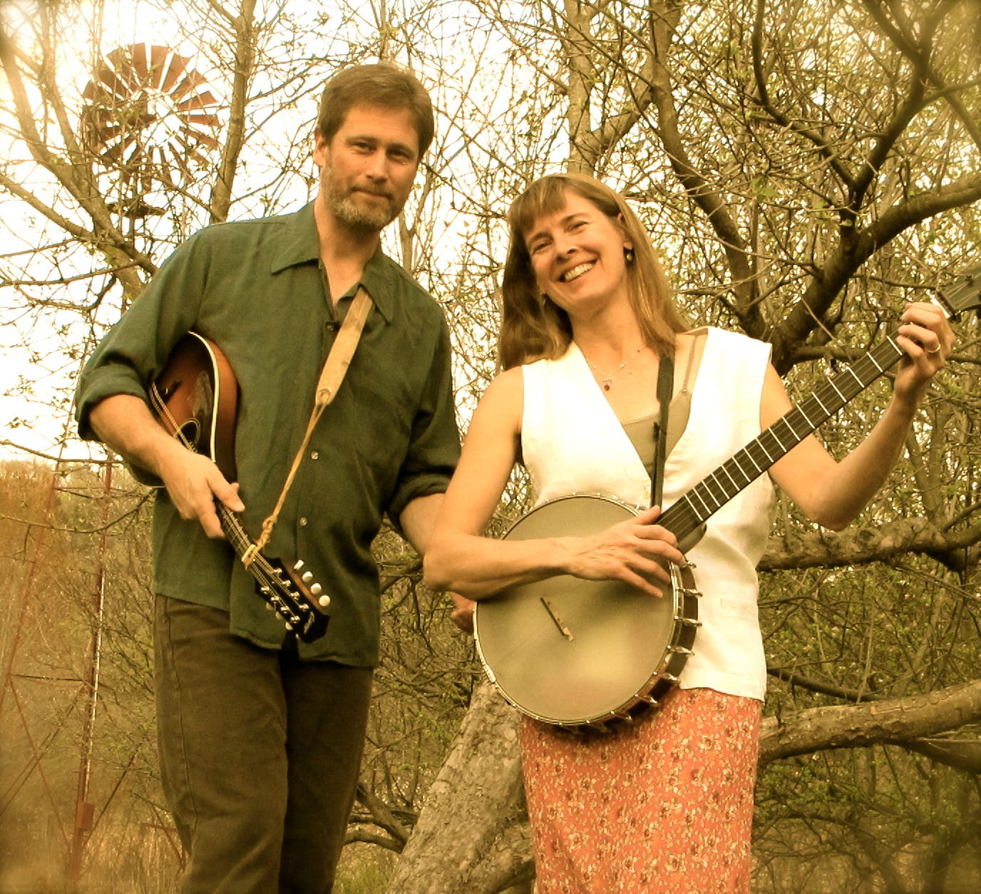 Dana And Susan Robinson Will Perfrom At Deer Creek