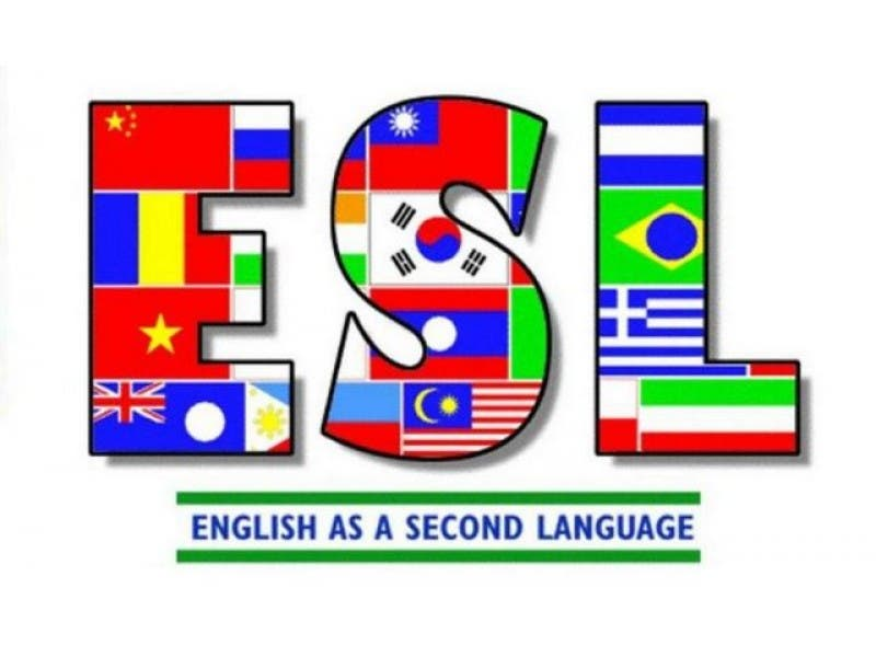 English as a second language for adult