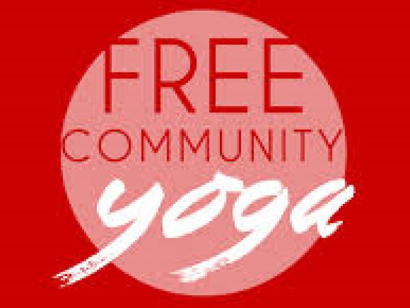 eef9b48cec8 Free Community Yoga   Ocean City, NJ Patch