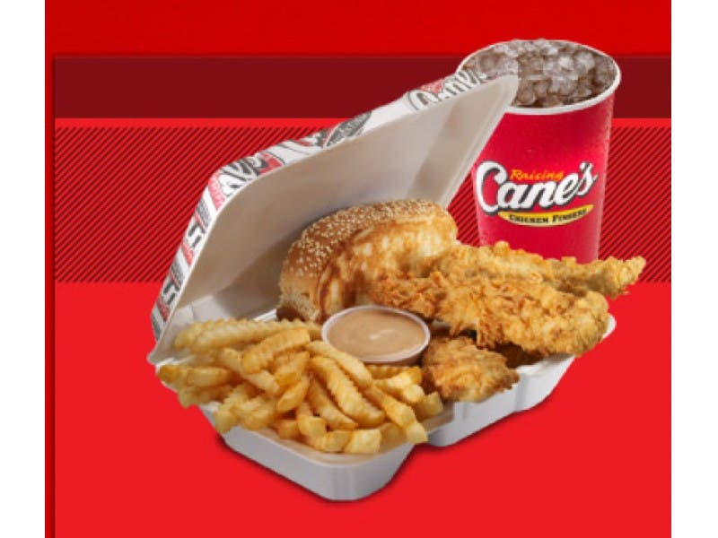 Raising Canes Chicken Fingers Coming To Chesterfield Mall