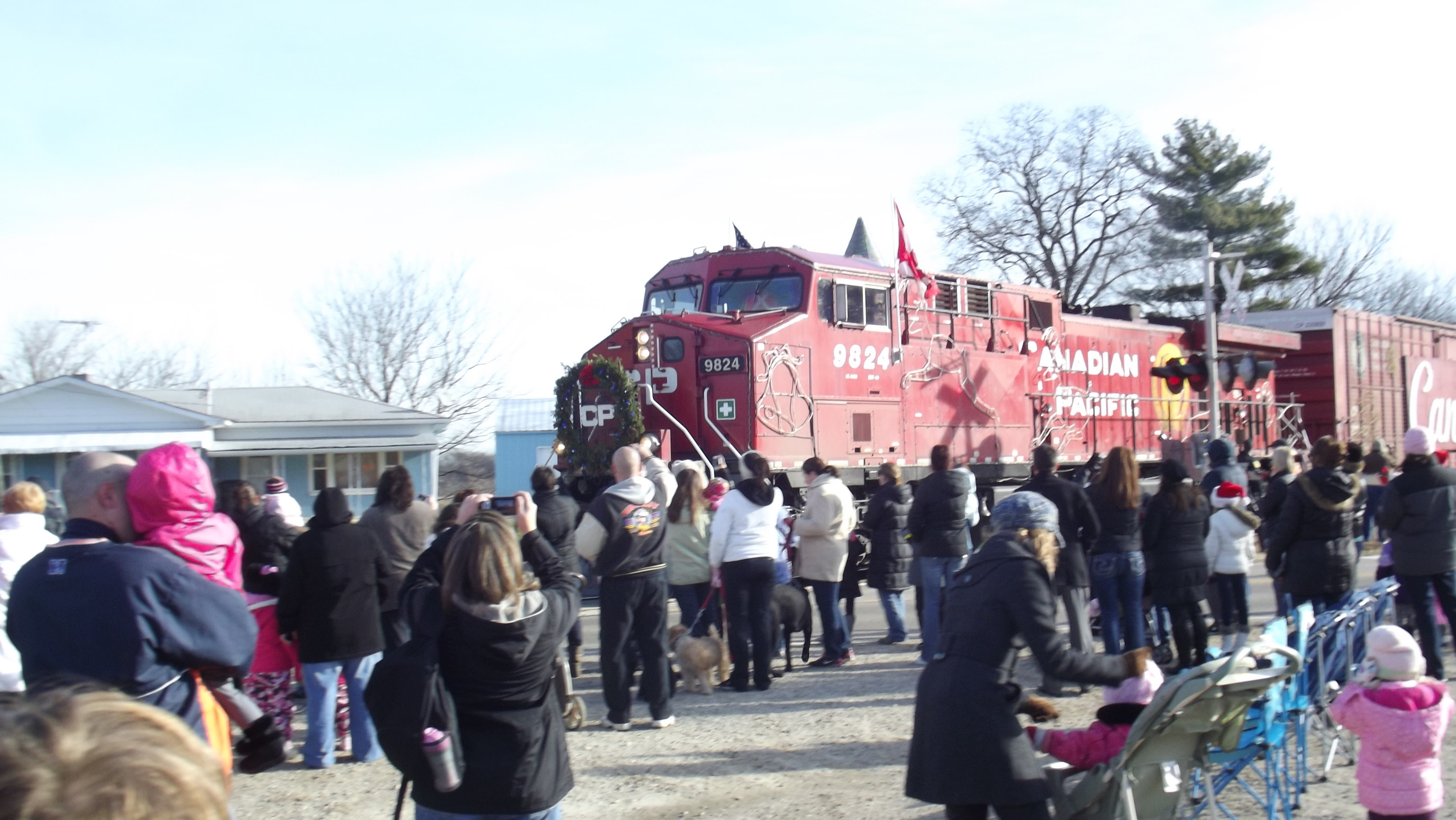 Canadian Pacific Holiday Train to stop in Pingree Grove on ...