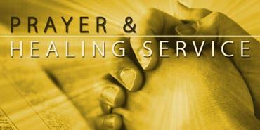 Healing Service @ Gloria Dei Lutheran Church | Downers Grove