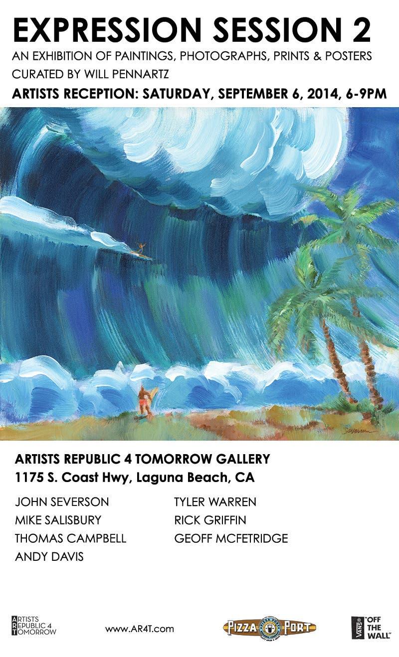 Expression Session 2 in Laguna Beach   Laguna Beach, CA Patch