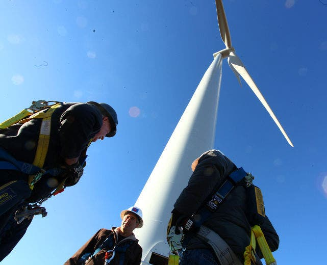 Children Receiving Nosebleeds From Wind Turbines | Falmouth