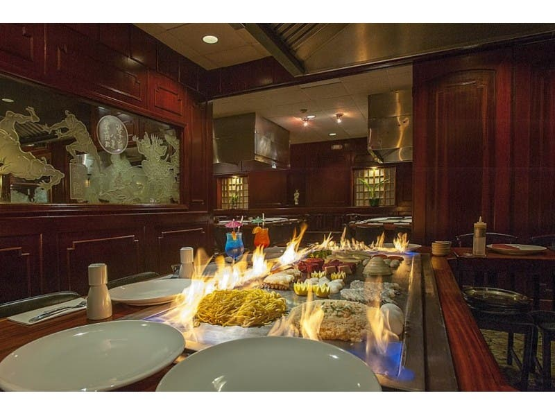 Hibachi Restaurants Around Bergen County 0