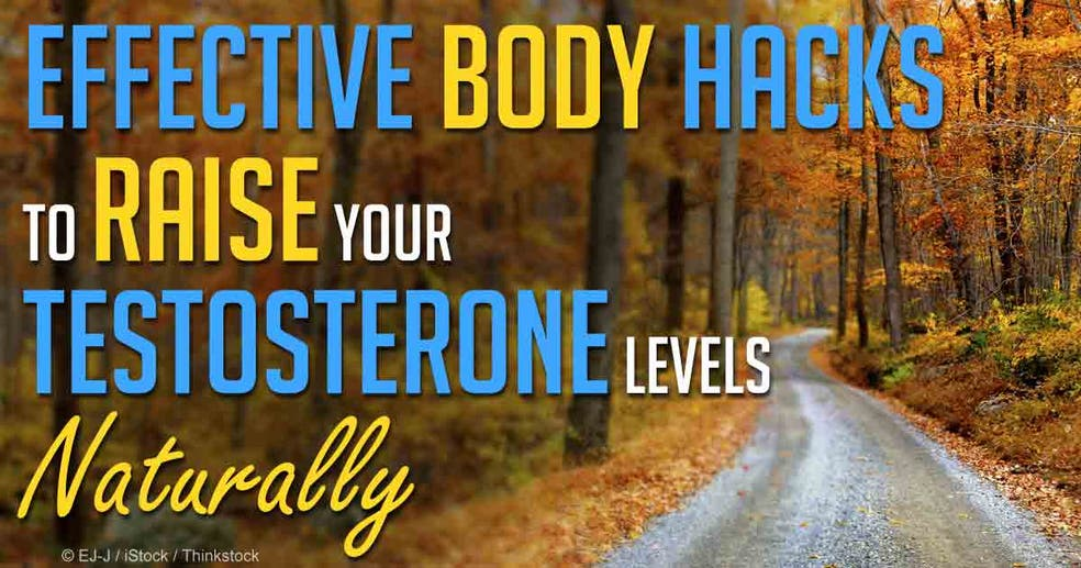 Ways to Naturally Increase Testosterone | Ramsey, NJ Patch