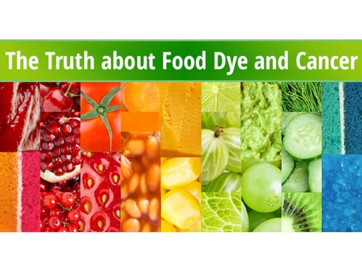 The Truth about Food Dyes and Cancer | Ramsey, NJ Patch