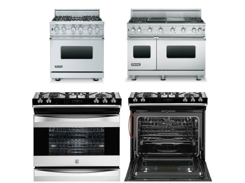 Viking Kenmore Ranges Recalled For Safety Hazards