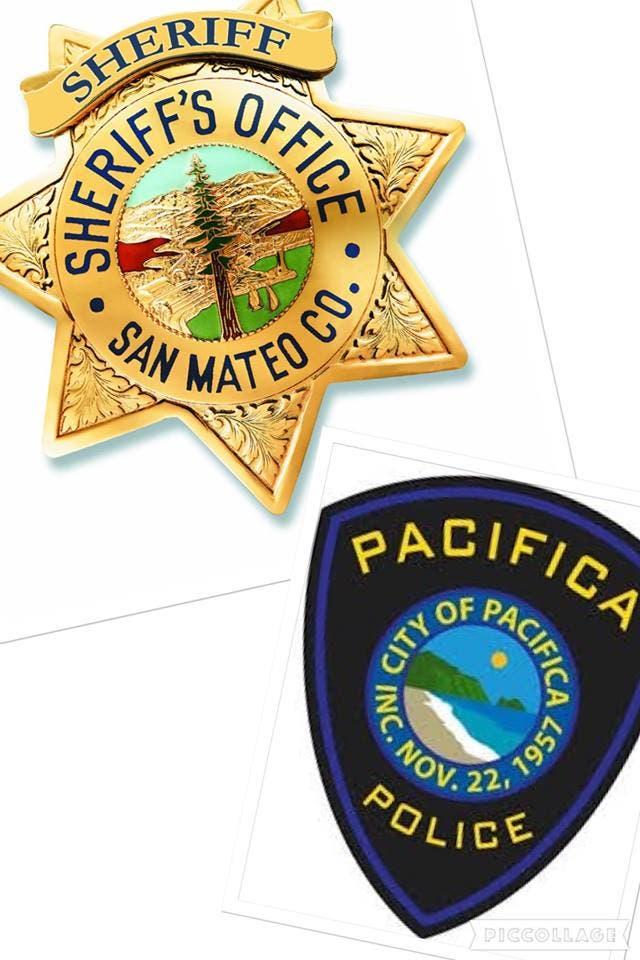 Pacifica Officer Shot At During Scuffle With La Honda