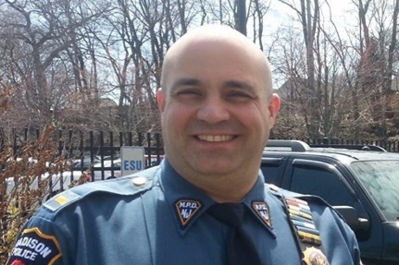 Madison Police Officer Battles Colon Cancer Over 12 000 Raised Through Gofundme Madison Nj Patch