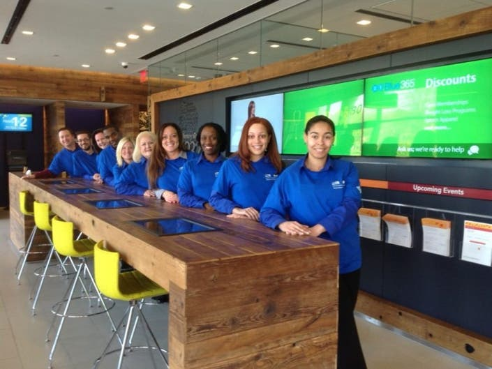 Horizon Blue Cross Blue Shield of New Jersey Employees Turn a