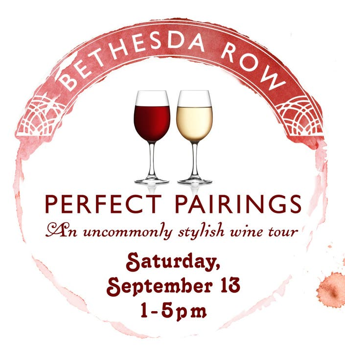 Save The Date Perfect Pairings Wine Tour Bethesda Md Patch