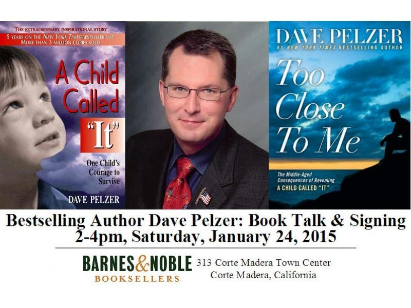 books written by dave pelzer
