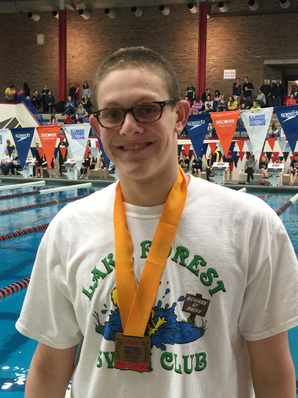 Lake Forest Swim Club Hosted USA Swimming Speedo Sectionals