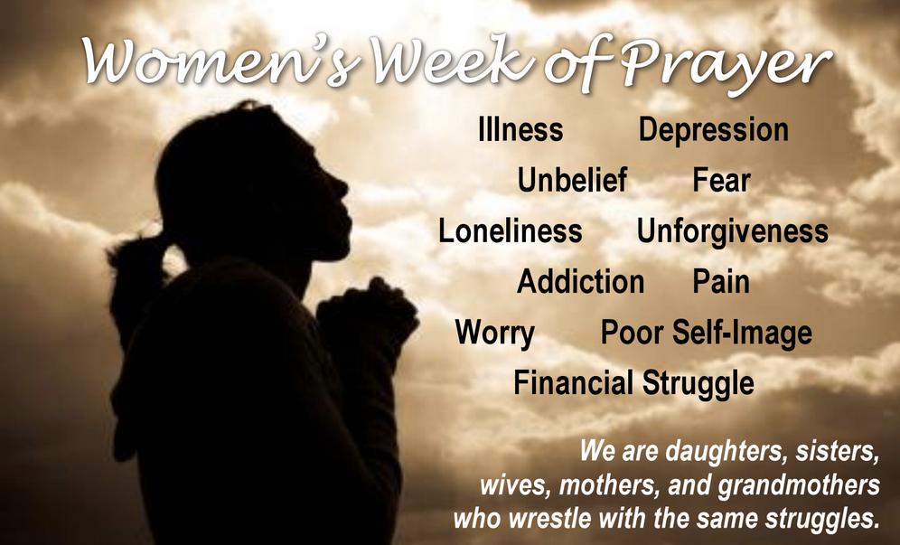 Women in La Grange Invited to Women's Week of Prayer | La