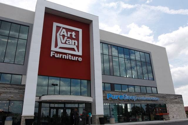 Sneak Peek Art Van Furniture Flagship In Downers Grove Opening Soon