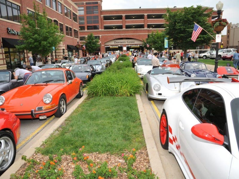 Summer Nights Classic Car Show Returns To Downtown Downers Grove - Car show downtown