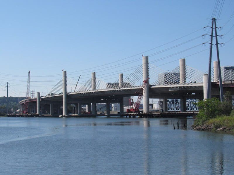 Q Bridge Project\u0027 Almost Complete; Completion Date Announced | East