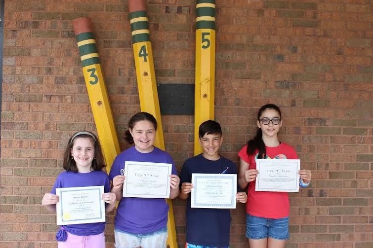 Laddie A Decker Sound Beach School Fifth Grade Students