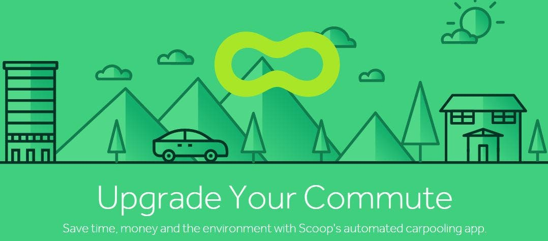 Scoop The Automated Carpooling App For Commuters Launches In San