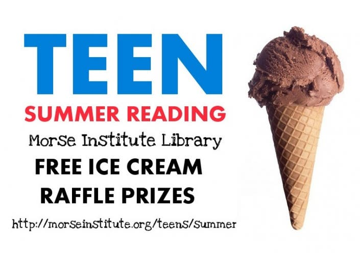 Teen Summer Reading: Free Stuff & Cool Things to Do