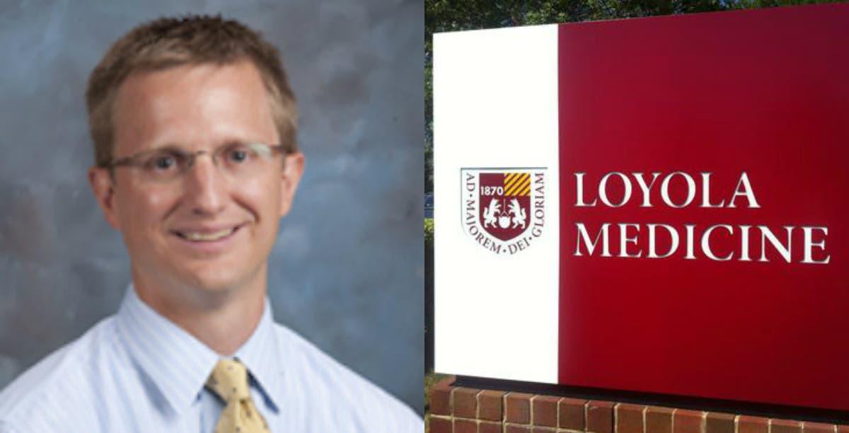 Loyola Medical Center's Dr  Derek Matoka: Business Spotlight