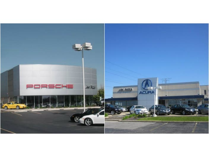 Acura Orland Park >> Rizza Acura And Porsche Dealerships Seek Approval To Expand