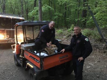 Police: Connecticut man spotted hiking naked in state park