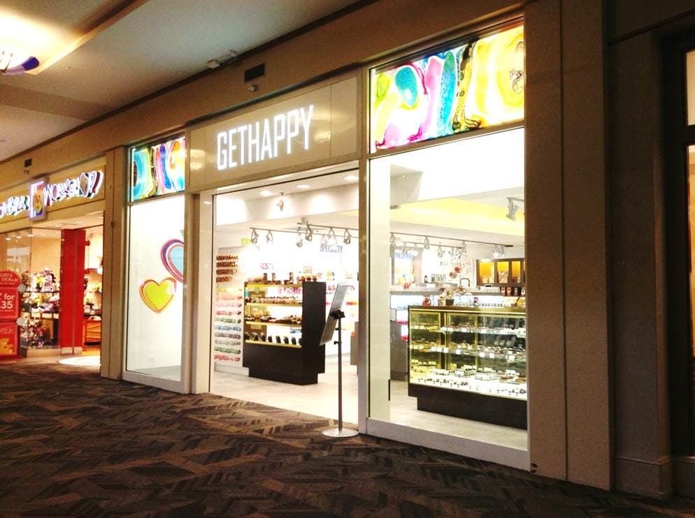 GetHappy, the specialty candy shop, is now open at Orland ...