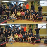 Iron Cardio - free work-out classes every Sunday at Noon