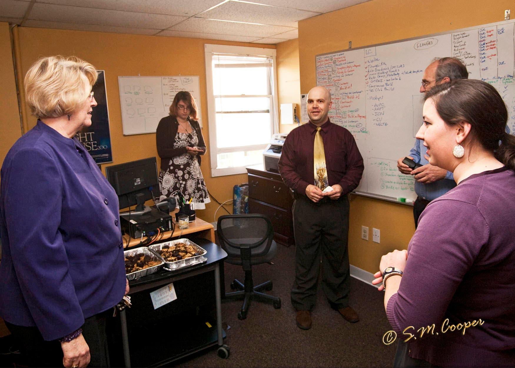 Milford Small Business Spotlight: Antelope Web   Milford, CT