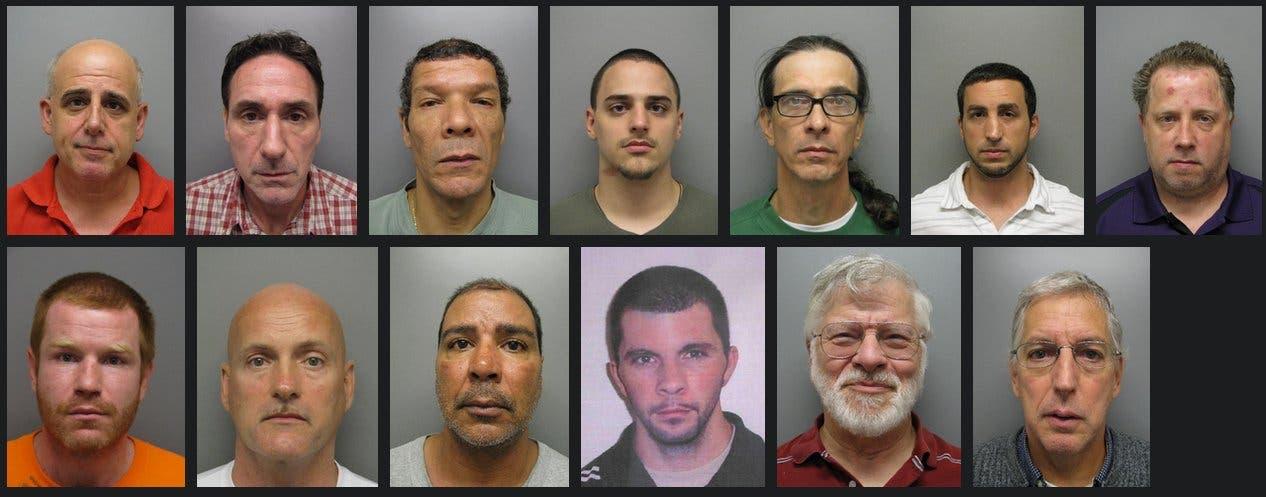 Registered sex offender in ct