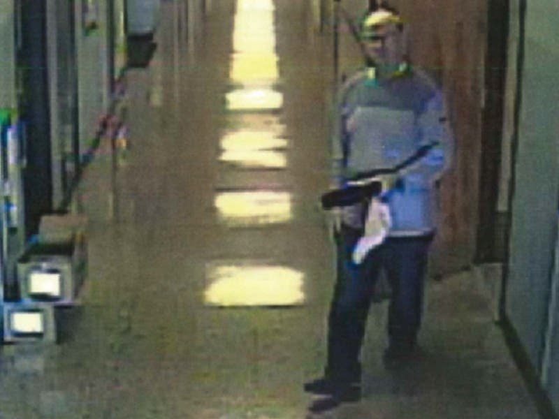 id sought on rambling confused man at brick school police