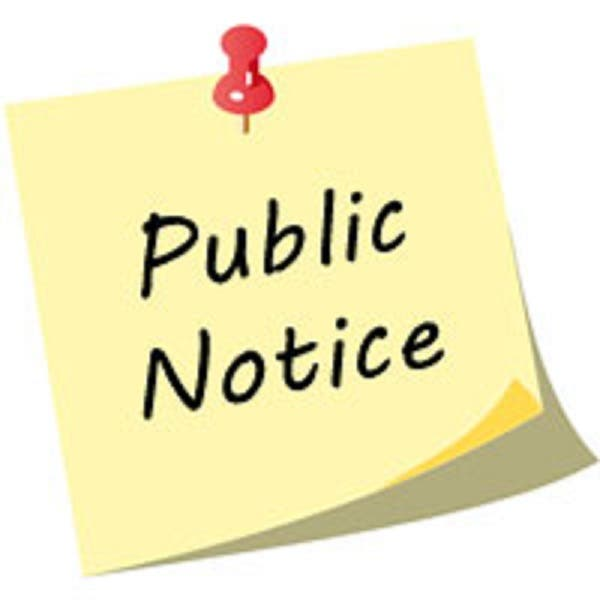This is the image for the news article titled Public Notice: 2020-21 Proposed Budget