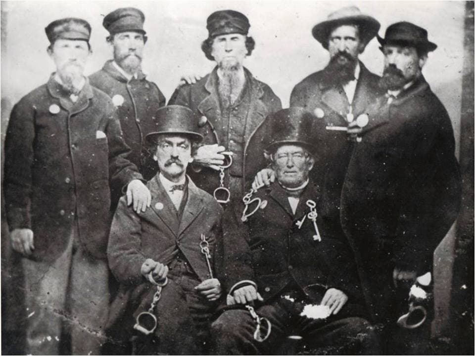 Throwback to Civil War Era: The First Known Photo of