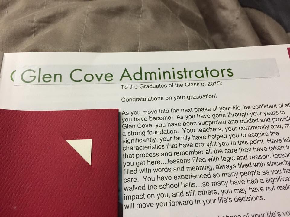 Glen Cove High School Prints Error-Ridden Yearbook | Glen