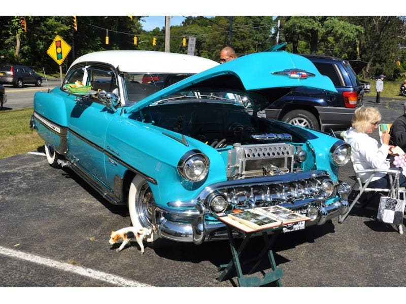 Dix Hills Fd Car Show To Feature Classic Cars Muscle Cars