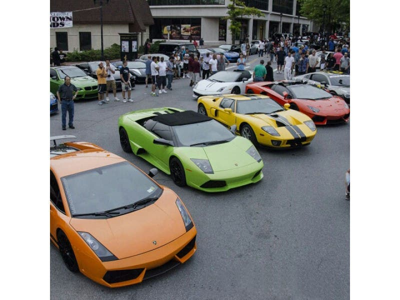 Exotic Vintage Cars Return To Downtown Glen Cove This Summer Glen